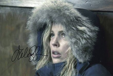 Melissa George, 30 Days of Night, signed 12x8 inch photo.